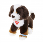 Bernese Mountain Dog 25cm, sitting