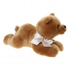 Cute Bear brown 25cm, lying