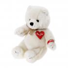 Polar Bear 17cm, sitting