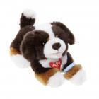 Bernese Mountain Dog 17cm, lying