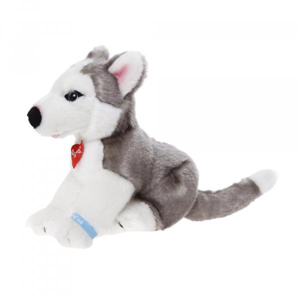 Husky 20cm, sitting