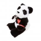 Panda Bear 17cm, sitting