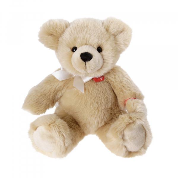 Kuddle Bear beige 40cm, sitting