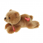 Cute Bear brown 17cm, lying