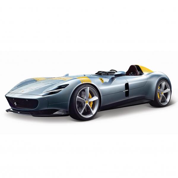 Ferrari R P 1 24 Ferrari Monza Sp1 1 24 Race Play Bburago Ferrari Line Modelling Technology Brands Products Www Bauer Spielwaren De