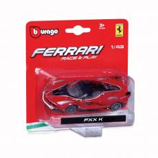 Ferrari R&P 1:43 sort., Blister