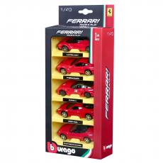 Ferrari R&P 1:43 5er Set, WB
