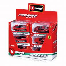 Ferrari R&P 1:43 sort., WB 12er Display