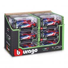 "Bburago 1:32 Race ""LeMans, Hardcase, 12er Display"