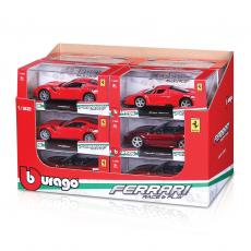 Ferrari R&P 1:32 sort., Hardcase 12er Display