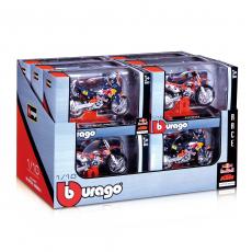 1:18 WRB KTM 450, WB, 12er Display