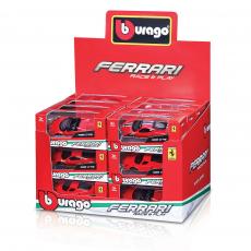 Ferrari R&P 1:64 WB, 24er Display