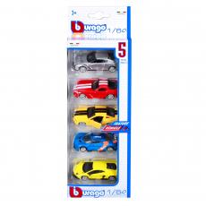 1:64 Modelle 5er-Set, BC