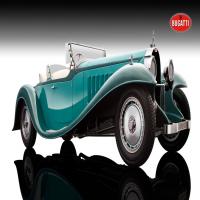 1:18 Bugatti Esders