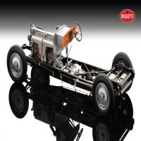 1:18 Bugatti Roadster Esders 1932