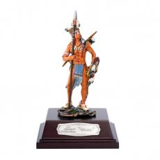 """Indianer """"SIOUX"""" stehend mit Speer ca. 10cm"""