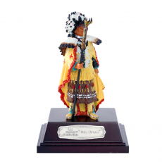 "Indianer ""NEZ PERC"" stehend ca. 10cm"