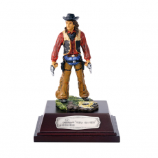 "Cowboy ""Billy the Kid"" ca. 10cm"