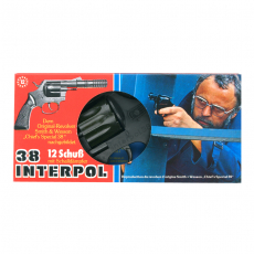 Interpol 38 23cm, box
