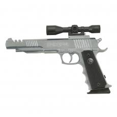 Europol 25cm, 4x13-shot, tester