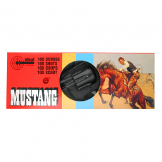 Mustang 19cm, Box