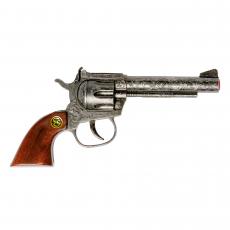 Sheriff antique 17,5cm, wooden handle, tester