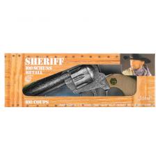 Sheriff antik 17,5cm, Box