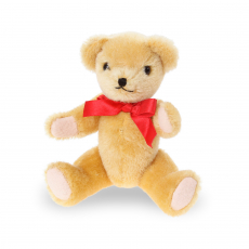 Mohair-Flexible Bear 20cm gold