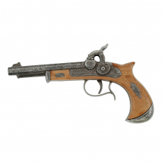 Derringer 21,5cm, single shot, tester