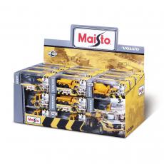 Volvo Building vehicles 8cm, 36x Display