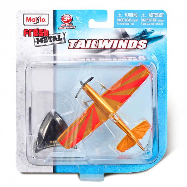Tailwinds Flugzeuge sort., Blisterkarte, ohne Sockel