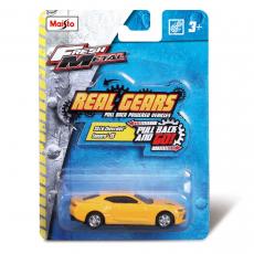 7,5cm Autos RealGears Pull-back, Blister
