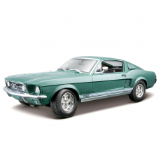 Ford Mustang GTA Fastback ´67
