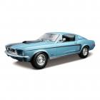 Ford Mustang GT Cobra Jet ´68