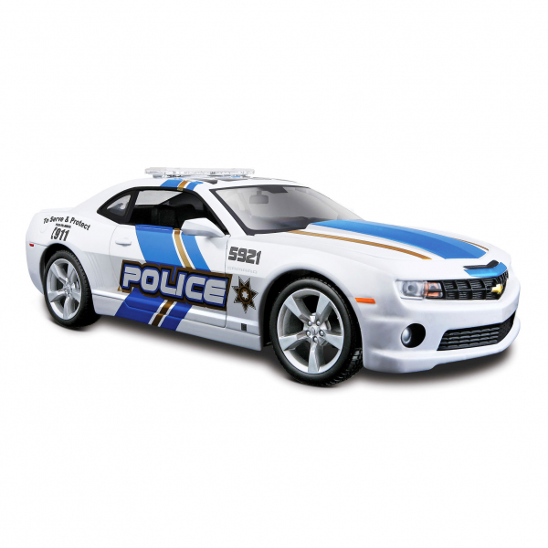 "1:24 Chevrolet Camaro SS RS ´10 ""Police"""