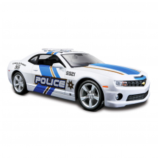 "1:24 Chevrolet Camaro SS RS ´10 ""Police"""