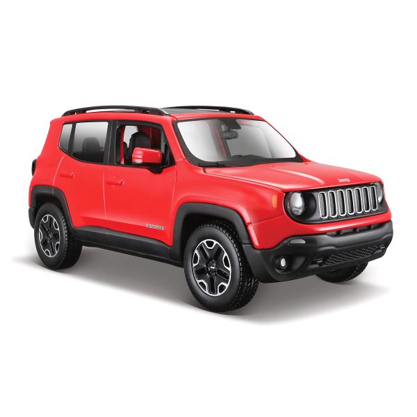 1:24 Jeep Renegade