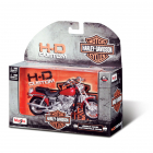 1:18 Harleys