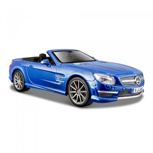 1:24 Mercedes SL63 AMG Cabrio