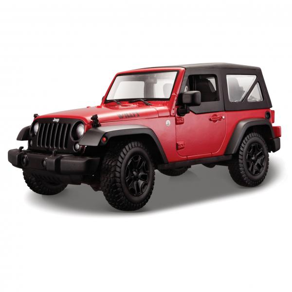 Jeep Wrangler ´14