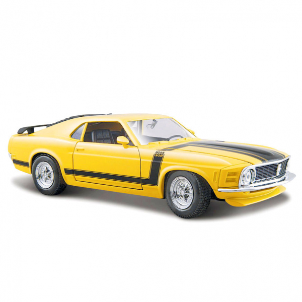1:24 Ford Mustang Boss 302 ´70