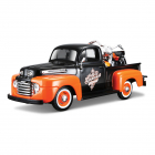 1:24 Ford F-1 Pickup ´48 + FLH Duo Glide ´58