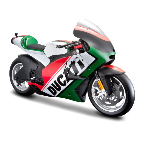 """Ducati Desmosedici ´11 """"Flagge"""", 3-fach sort."""