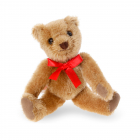 Mohair-Flexible Bear beige 16cm
