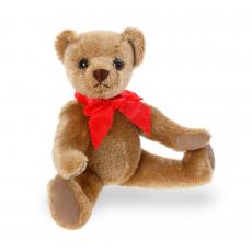 Mohair-Flexible Bear beige 25cm