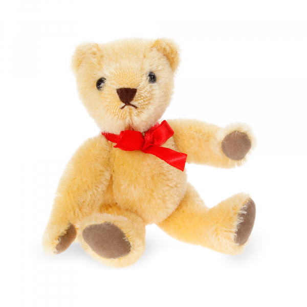 Mohair-Flexible Bear gold 16cm