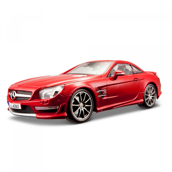 Mercedes SL63 AMG Hard Top