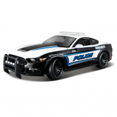 Ford Mustang GT Polizei