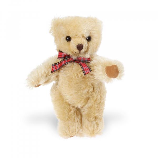 Mohair Bear gold 21cm
