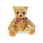 Mohair Bear brown 21 cm